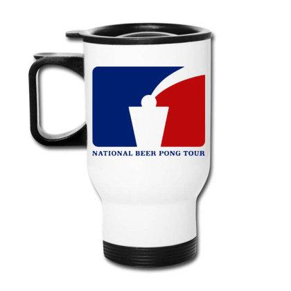 Pong Tour Travel Mug Designed By Pinkanzee