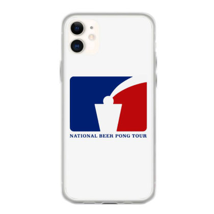 Pong Tour Iphone 11 Case Designed By Pinkanzee