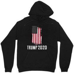 Donald Trump President - USA Flag Gift Political Unisex Hoodie   Artistshot