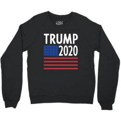 Donald Trump President - USA Flag Gift Political Crewneck Sweatshirt | Artistshot