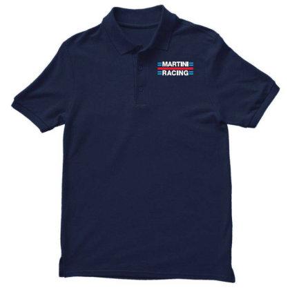 Martini Racing Men's Polo Shirt Designed By Ampun Dj