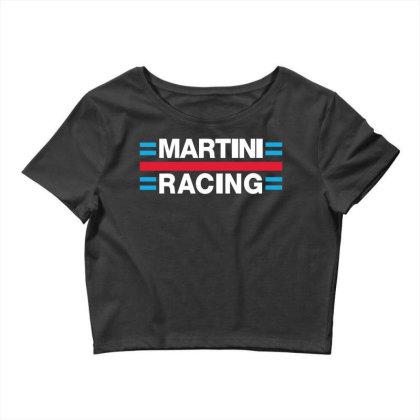 Martini Racing Crop Top Designed By Ampun Dj