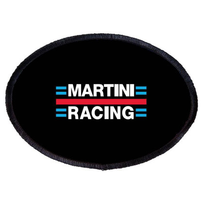 Martini Racing Oval Patch Designed By Ampun Dj