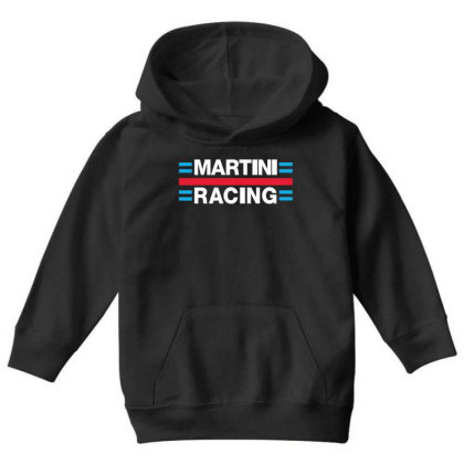 Martini Racing Youth Hoodie Designed By Ampun Dj