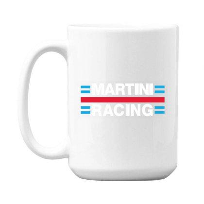 Martini Racing 15 Oz Coffe Mug Designed By Ampun Dj