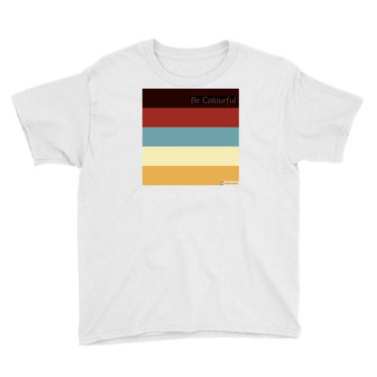 Colors Youth Tee Designed By Taxil