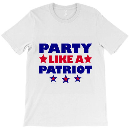 Independence Day T-shirt Designed By Cuser2397