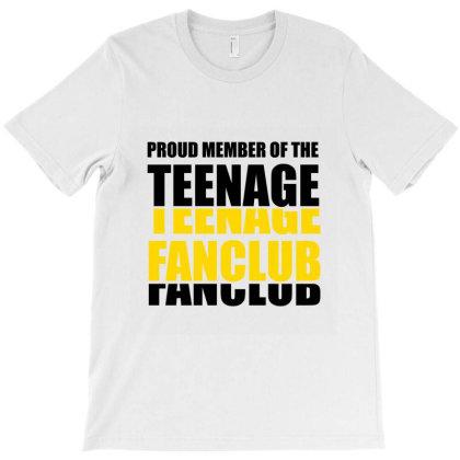 Teenage Teenage Fanclub Fanclub T-shirt Designed By Cuser2397