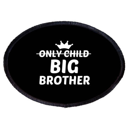 Big Brother White Oval Patch Designed By Perfect Designers