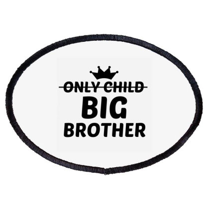 Big Brother Oval Patch Designed By Perfect Designers