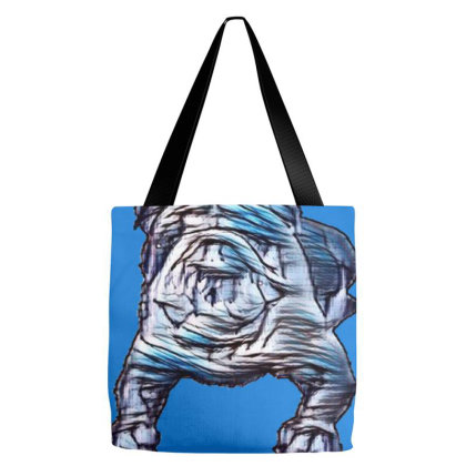 A Happy Adult Basset Hound Do Tote Bags Designed By Kemnabi