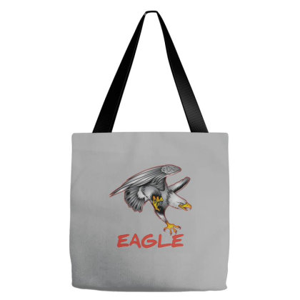 Hunting Eagle Tote Bags Designed By Jack14