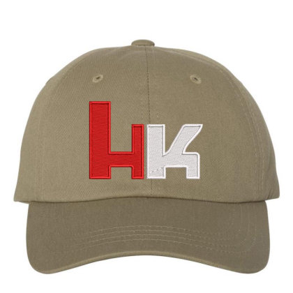 Heckler And Koch Embroidered Hat Embroidered Dad Cap Designed By Madhatter