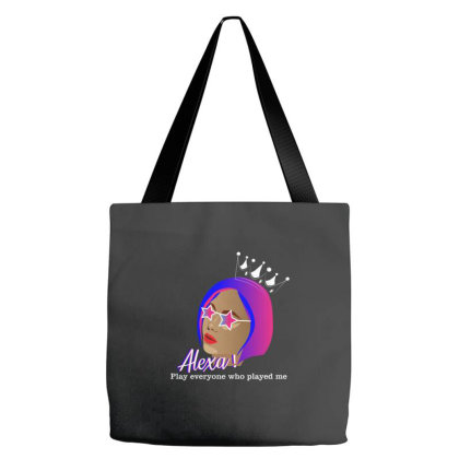 Alexa Tote Bags Designed By Hi5life