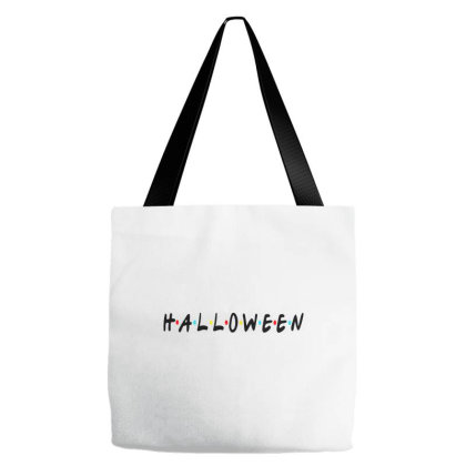 Halloween For Light Tote Bags Designed By Palm Tees