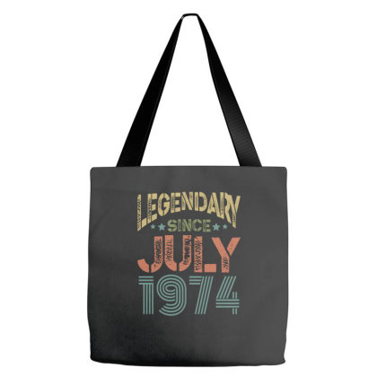 Legendary Since July 1974 Tote Bags Designed By Ashlıcar
