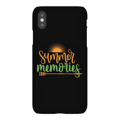 Summer Memories Iphonex Case Designed By Palm Tees