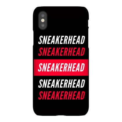 Sneakerhead Iphonex Case Designed By R0h4n