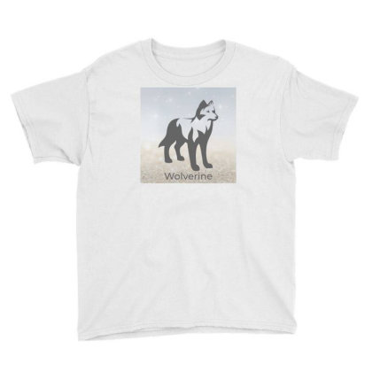Animals Youth Tee Designed By Taxil