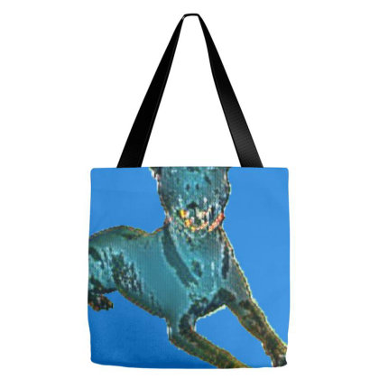 Purebred English Bulldog Bree Tote Bags Designed By Kemnabi