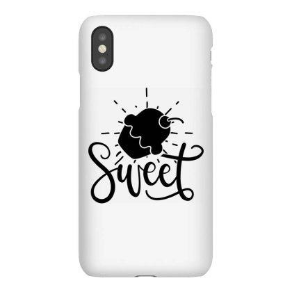 Sweet Iphonex Case Designed By Palm Tees