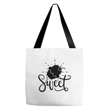 Sweet Tote Bags Designed By Palm Tees