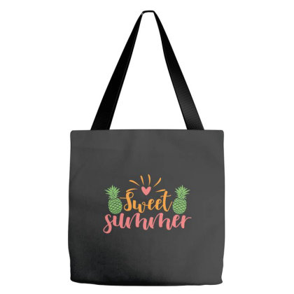 Sweet Summer Tote Bags Designed By Palm Tees