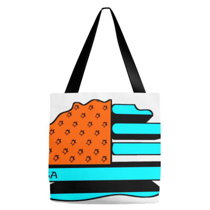 Usa Tote Bags Designed By Dav