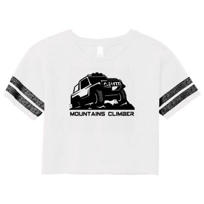 Cars Scorecard Crop Tee Designed By Taxil