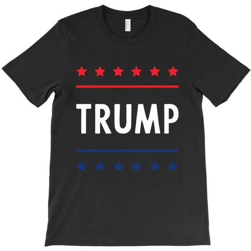Donald Trump President 2020 - Usa Flag Gift Political T-shirt   Artistshot