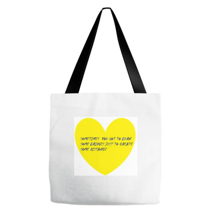 Heart Tote Bags Designed By _.pooja._