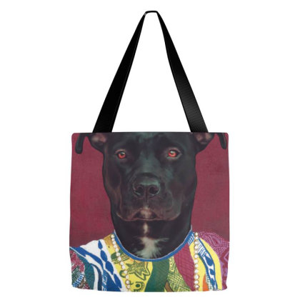 Crazy Boss Print Tote Bags Designed By Artvibes