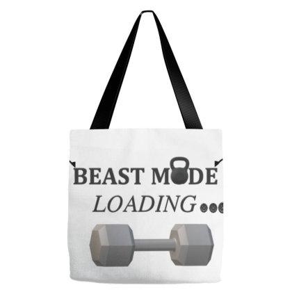 Beast Mode Tote Bags Designed By Swarun1535
