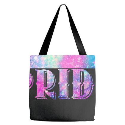 Pride Galaxy Tote Bags Designed By Sengul