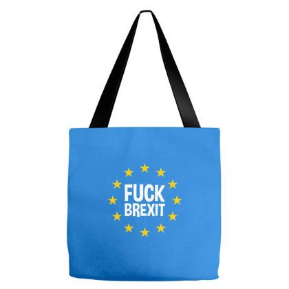 Fuck Brexit Tote Bags Designed By Dark Omega