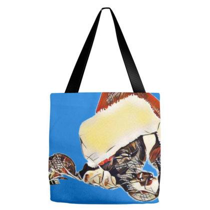 Closeup Of Tired English Spri Tote Bags Designed By Kemnabi