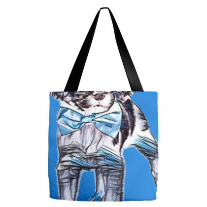 Portrait Of English Springer Tote Bags Designed By Kemnabi