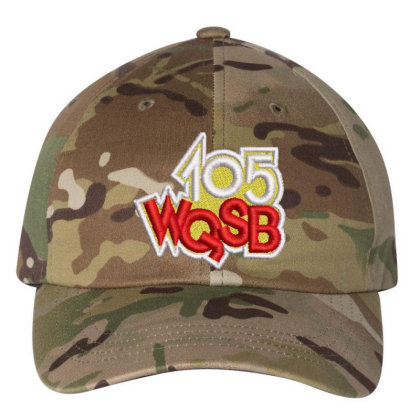 105 Wqsb Embroidered Hat Embroidered Dad Cap Designed By Madhatter