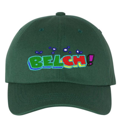 Belch Embroidered Hat Embroidered Dad Cap Designed By Madhatter