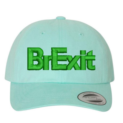 Brexit Embroidered Hat Embroidered Dad Cap Designed By Madhatter