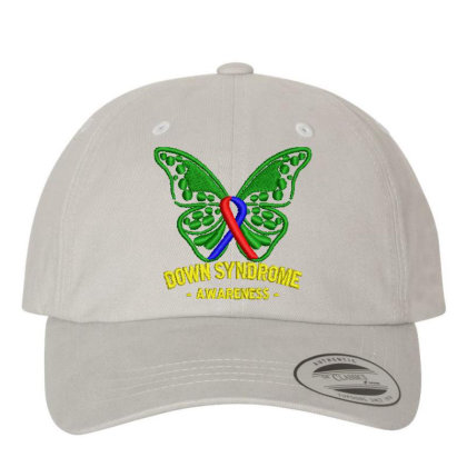 Down Syndrome Embroidered Hat Embroidered Dad Cap Designed By Madhatter