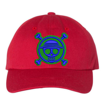 Skeleton Embroidered Hat Embroidered Dad Cap Designed By Madhatter