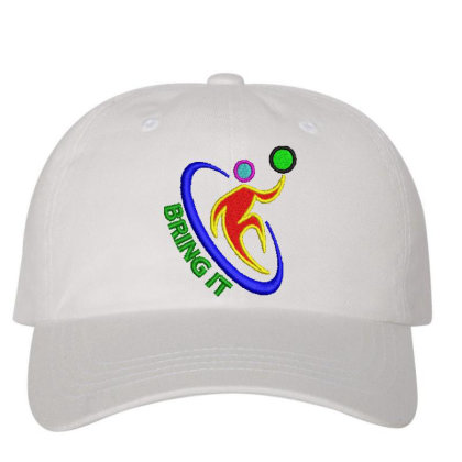 Bring It Embroidered Hat Embroidered Dad Cap Designed By Madhatter