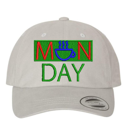 Manday Embroidered Hat Embroidered Dad Cap Designed By Madhatter