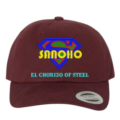 Sanoho Embroidered Hat Embroidered Dad Cap Designed By Madhatter