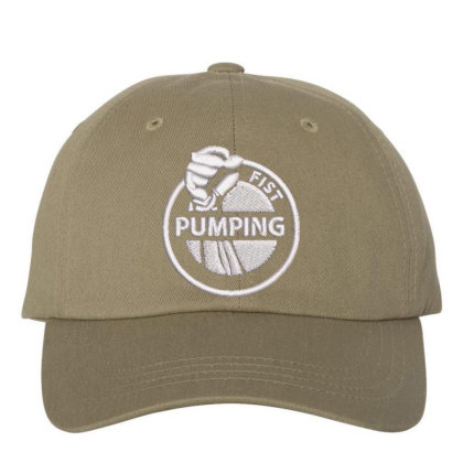 Pumping Embroidered Hat Embroidered Dad Cap Designed By Madhatter