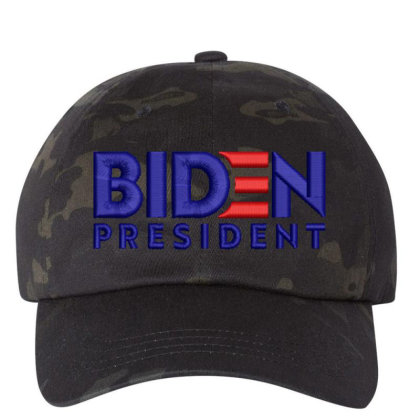 Biden President Embroidered Hat Embroidered Dad Cap Designed By Madhatter