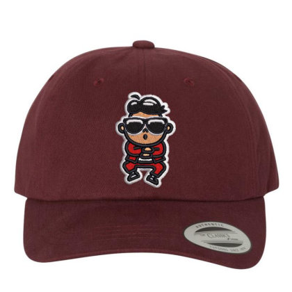 Cartoon Embroidered Hat Embroidered Dad Cap Designed By Madhatter