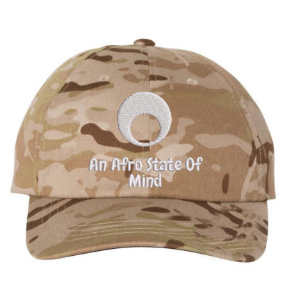 An Aftro State Of Mind Embroidered Hat Embroidered Dad Cap Designed By Madhatter