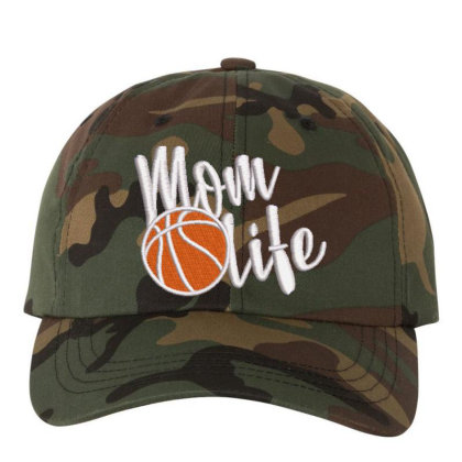 Mom Life Embroidered Hat Embroidered Dad Cap Designed By Madhatter
